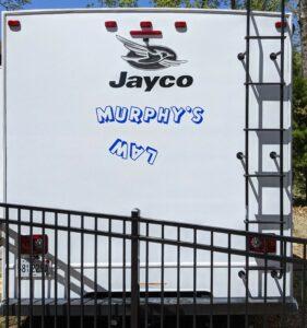 Jayco Murphy's Law