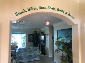 Beach, Bikes, Bars, Boats, Birds, & Booze